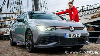 VW Golf 8 GTI Clubsport (2020): Test - Fahrbericht - Motor - Info - autobild.de