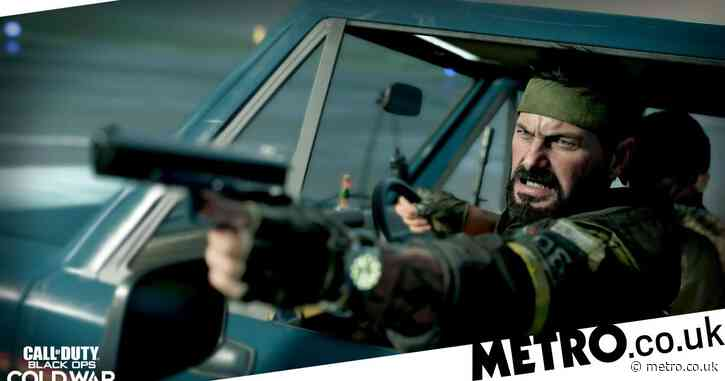 Call Of Duty: Black Ops Cold War takes up 250GB on PC, multiplayer is 50GB