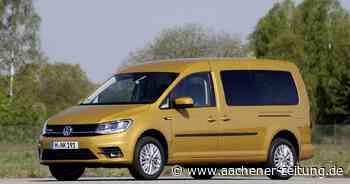 Neuvorstellung: VW Caddy in der fünften Generation ist nah am Golf - Aachener Zeitung