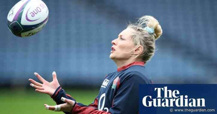 England's Natasha Hunt out of Six Nations closer after positive Covid test