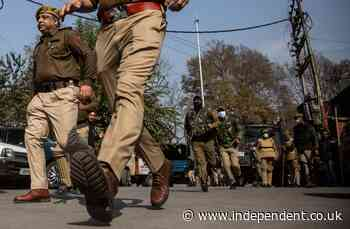 Three workers from Modi's ruling party shot dead in Kashmir as anger erupts at controversial land law