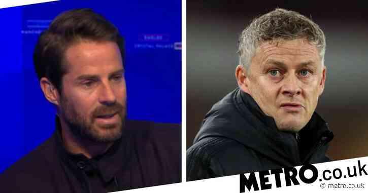Jamie Redknapp believes Ole Gunnar Solskjaer already regrets signing Donny van de Beek for Manchester United