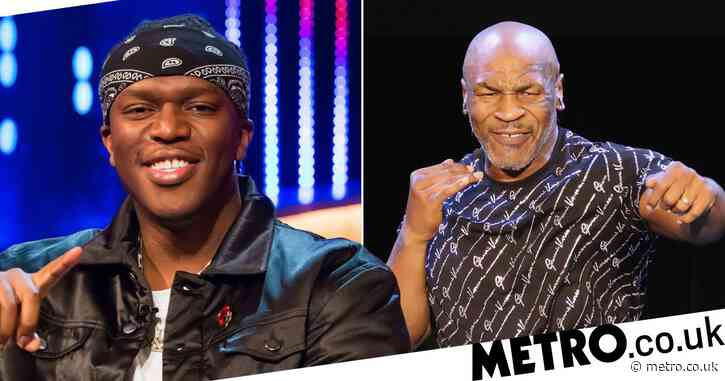 KSI quite rightly admits he made a big mistake challenging Mike Tyson to a fight