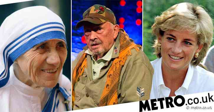 'Diana's hair was terrible and I hated Mother Teresa': Iconic photographer David Bailey on his best (and not-so-favourite) subjects