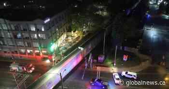 Pedestrian struck by train in London, Ont. taken to hospital