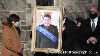 Derry teenager Aaron Doherty was 'a privilege to know as a child', funeral told