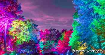 Seeing the gardens in a new light at Maymont Garden Glow - wtvr.com