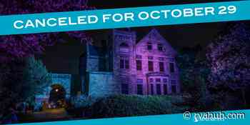 Maymont Garden Glow Cancelled Tonight Due to Weather - rvahub.com