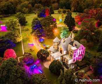 Photo of the Day: Maymont Glow - rvahub.com
