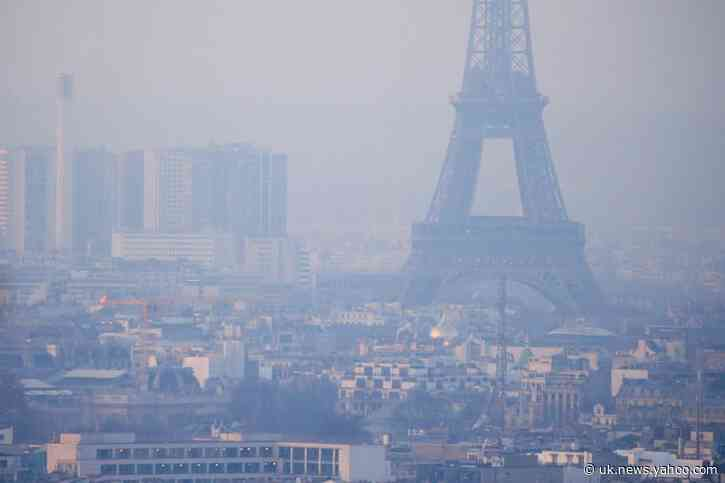 EU takes France to court for second time over air pollution