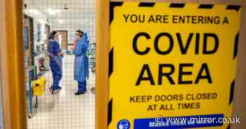 Coronavirus R rate drops for second week but still as high as 1.5 in some areas