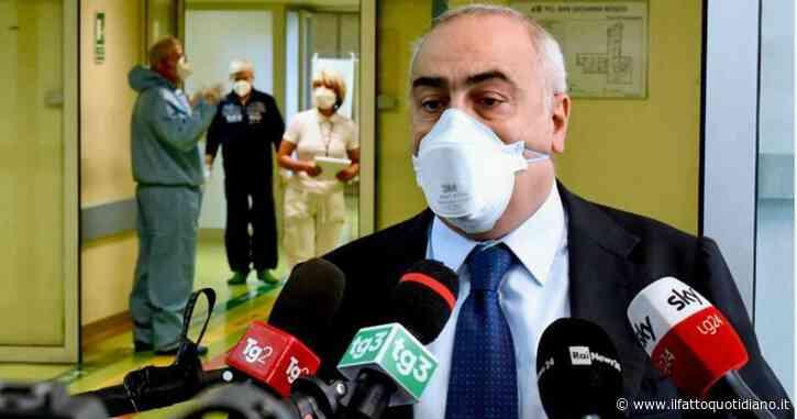 """Covid Campania, da lunedì chiudono anche nidi e asili. """"Chiamata alle armi"""" per gli anestesisti in pensione"""