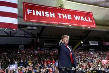 Trump still owes El Paso—a city facing a coronavirus disaster—$569,000 for his 2019 rally - Yahoo Canada Finance