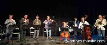 Chantepie. Les enfants expérimentent les instruments de musique - maville.com