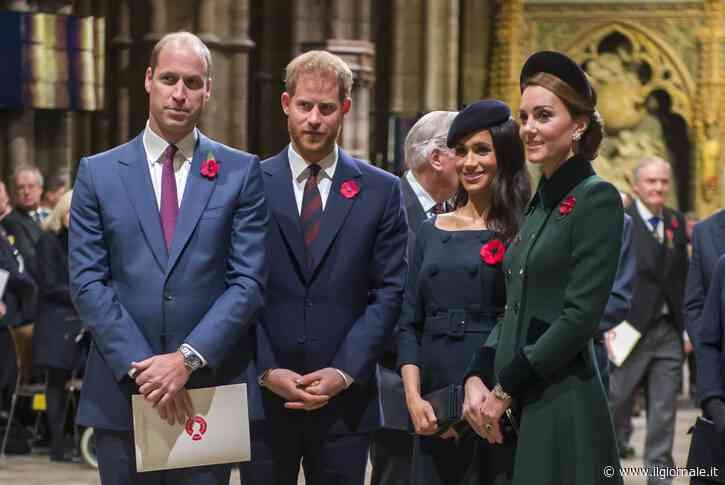 """Ora arriva la triste indiscrezione: """"William e Harry non si riconcilieranno mai"""""""