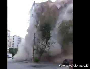 Violento terremoto nell'Egeo: palazzi crollati a Smirne