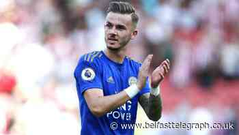 James Maddison tells Leicester to get used to rough treatment in European games