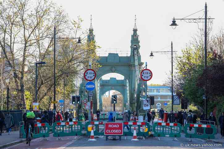 Children's Commissioner Anne Longfield joins Hammersmith Bridge row as pupils face winter school run misery