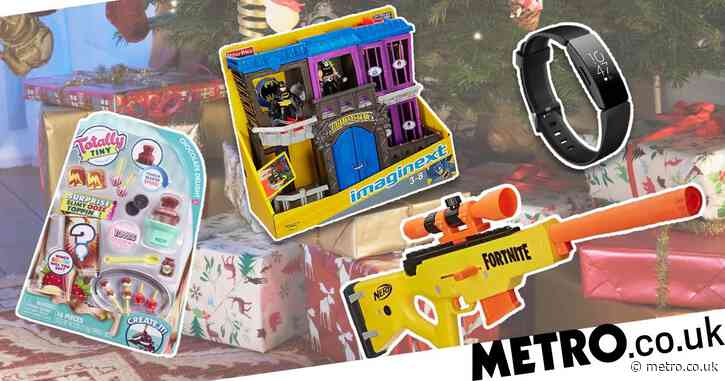 Gifts that actual children want for Christmas this year