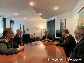 """LECCO/IL PREFETTO FORMIGLIO SALUTA CON UNA LETTERA: """"RICORDO DESTINATO A DURARE"""" - Lecconews"""