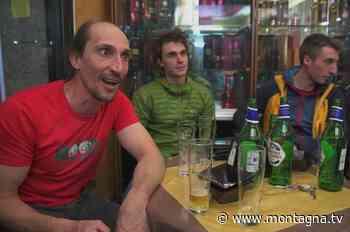 L'avventura dei Ragni di Lecco nella grotta di Stilo - Montagna.tv