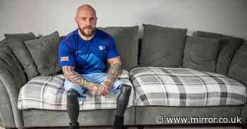 ADVERTORIAL: Hero soldier recalls life-changing IED blast which took both his legs