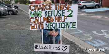 Protests in Clarenville Call for Charges in Drug Overdose Death - VOCM