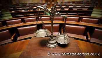 Belfast man 'threatened to shoot partner in head with gas gun', court told