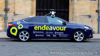 Trial of driverless car technology launched in Oxford