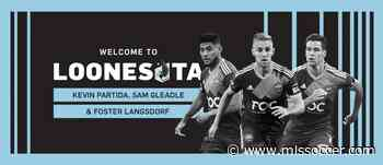 Minnesota United sign trio of players from Reno 1868 FC