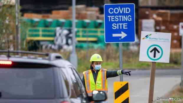 Coronavirus: What's happening in Canada and around the world on Oct. 30 - CBC.ca