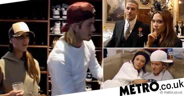 The Real Beckhams: A look back at David and Victoria's 2003 documentary as they land new Netflix deal