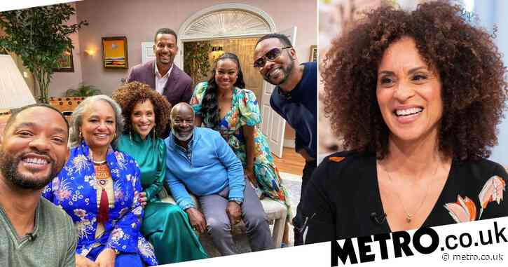Fresh Prince reunion is a 'roller-coaster of emotions', warns Hillary Banks actress Karyn Parsons