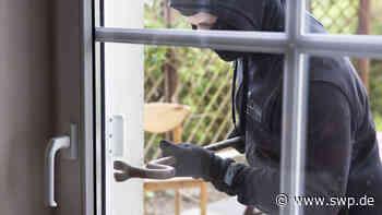 Einbruch in Salach: Auf frischer Tat ertappt: Einbrecher in Wohnung in Salach entdeckt - SWP