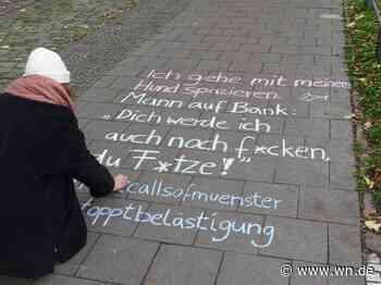 Münster: Catcalling: Münsteranerinnen kreiden verbale sexuelle Belästigung an