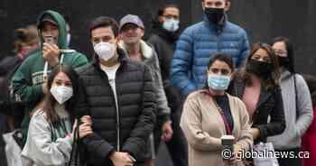 Montreal at stable but 'uncomfortable' coronavirus plateau, public health says - Global News