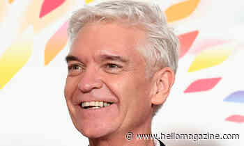 Phillip Schofield tells fans he has announcement to make next week