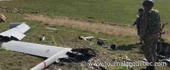 De la technologie canadienne sur un drone abattu par l'Arménie