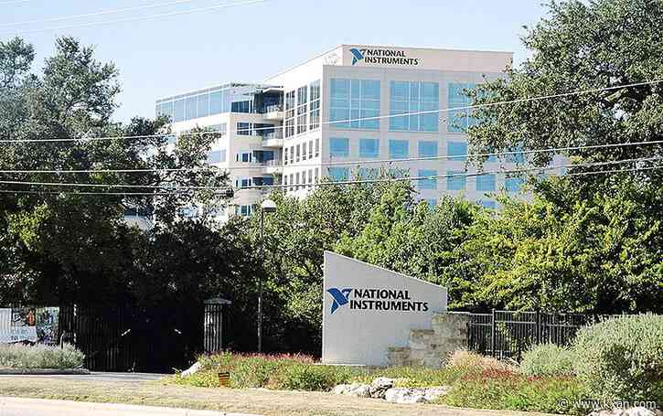 9% of National Instruments staff to be laid off, Austin-based company announces