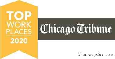 First Midwest Named as Top Commercial Bank on Chicago Tribune's 2020 Top Workplaces List