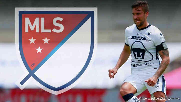 Andrés Iniestra tiene ofertas de la MLS