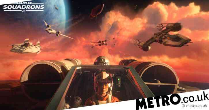New Star Wars game already underway at Squadrons developer EA Motive