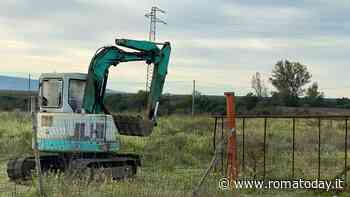 Sanità, al via i lavori per il Nuovo ospedale Tiburtino: partita la recinzione dell'area