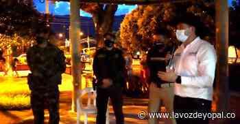 Jornada para el fortalecimiento de la seguridad ciudadana en Aguazul - Noticias de casanare - La Voz De Yopal