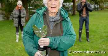 Super gran who has helped 100s of young people overwhelmed with Pride of Britain