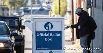 Overstock Touts Voatz Blockchain Voting App as Solution to US  Election Fracas