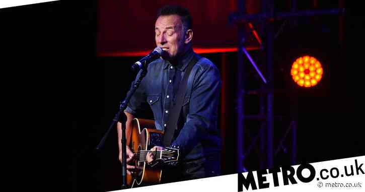 Bruce Springsteen makes chart history with latest album as he scores 12th number one