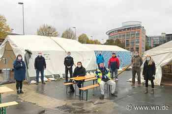 Münster: Obdachlosen-Hilfe zieht nach sieben Monaten um