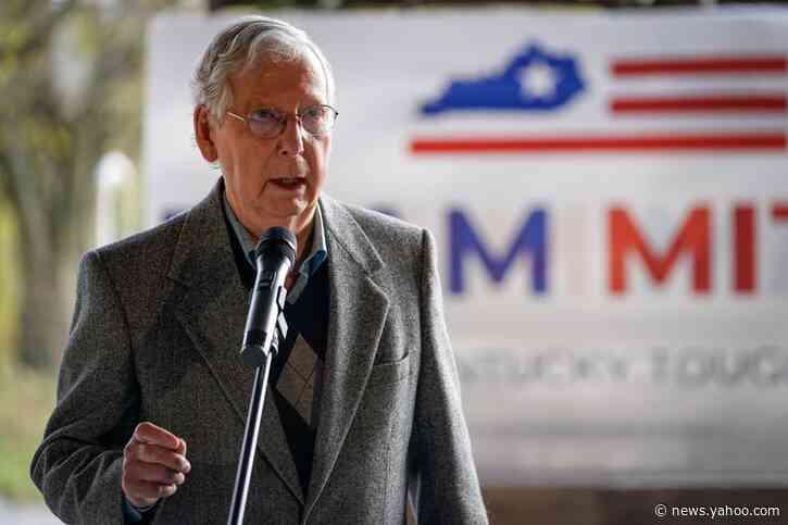 U.S. Senate leader says coronavirus aid bill should advance in early 2021