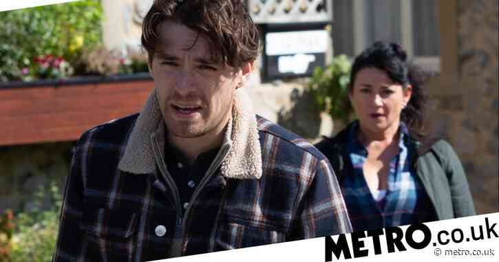 Why does Moira Dingle's brother Mackenzie Boyd hate her in Emmerdale?